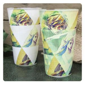 The Legend of Zelda Hyrule Color Change Pint Glass
