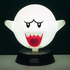 Nintendo Super Mario Boo Icon Light