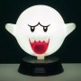 Nintendo Super Mario Boo Icon Light. This light features Boo, one of the scarier villains from the Super Mario franchise and makes a great gift for fans of the game.