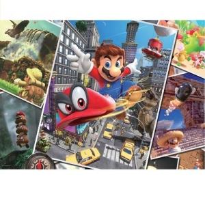 Super Marrio Odyssey Snapshots 1000 piece Puzzle