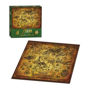 The Legend of Zelda Collectors Puzzle