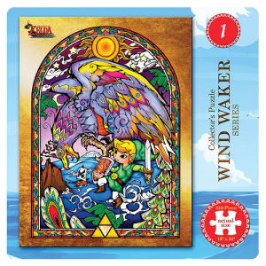The Legend of Zelda The Wind Waker 550 Piece Puzzle