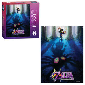 The Legend of Zelda Majoras Mask #1 550 Piece Puzzle