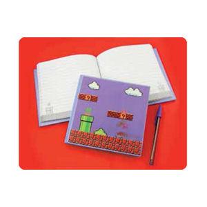 Super Mario Bros. 3D Motion Notebook