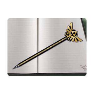 The Legend of Zelda Hyrule Pen and Pen Topper