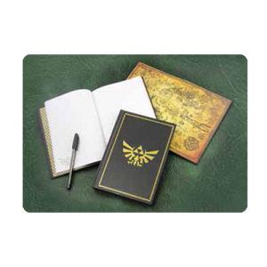 The Legend of Zelda Hyrule Notebook