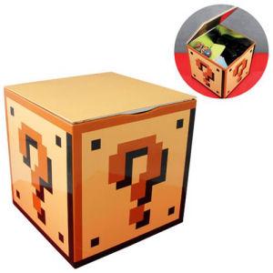 Super Mario Bros. Question Block Storage Tin