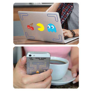 Pac-Man Gadget Decals