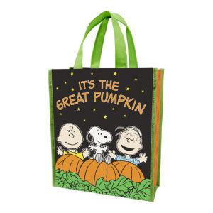 Peanuts Its The Great Pumpkin Small Shopper Tote