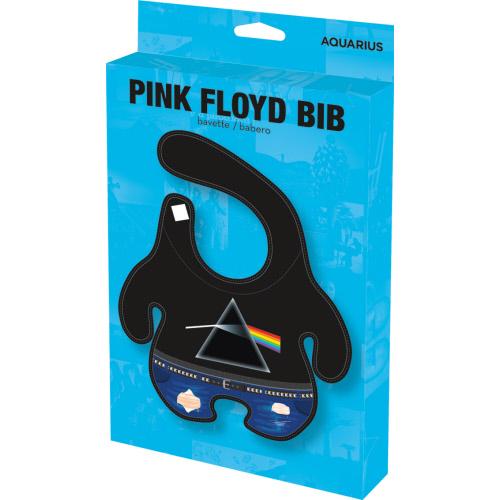 Pink Floyd Dark Side of the Moon Baby Bib.
