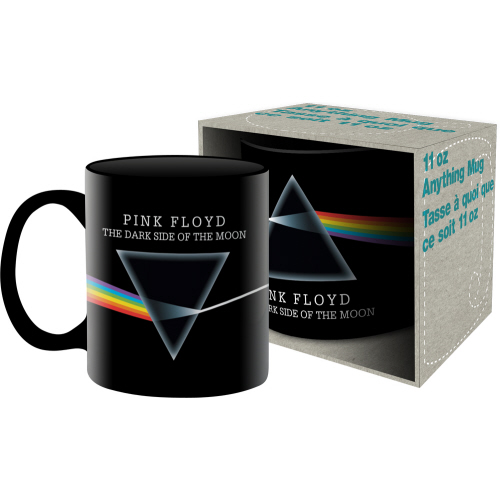 Pink Floyd Dark Side of the Moon 11 Ounce Boxed Mug