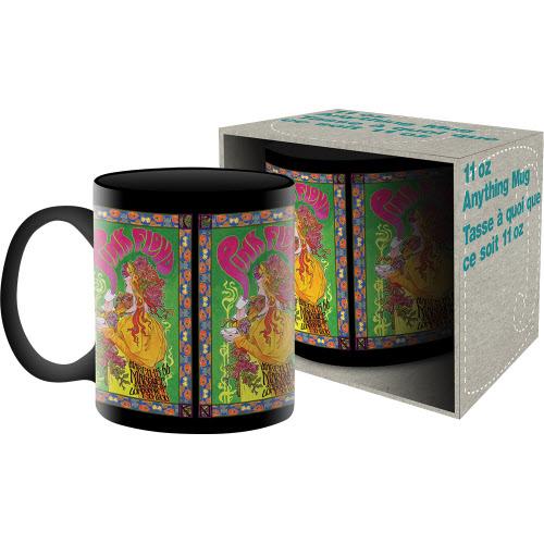 Pink Floyd Masse 11 Ounce Boxed Mug.