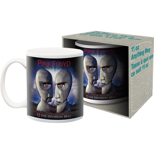 Pink Floyd Division Bell 11 Ounce Boxed Mug.