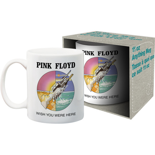 Pink Floyd Wish You Were Here Hands 11 Ounce Boxed Mug.