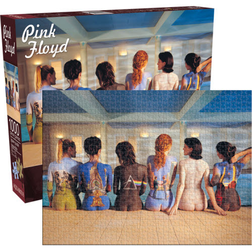 Pink Floyd Back Art 1000 Piece Puzzle.