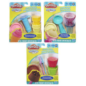 Play-Doh Mini Sweets Tools Wave 1 Case