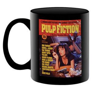 Pulp Fiction Poster 11 Ounce Mug