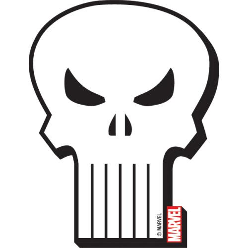 Marvel Punisher Funky Chunky Magnet.
