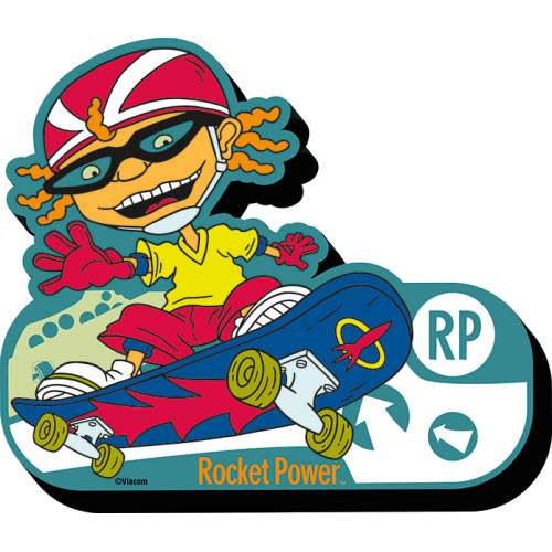 Rocket Power Otto Funky Chunky Magnet.