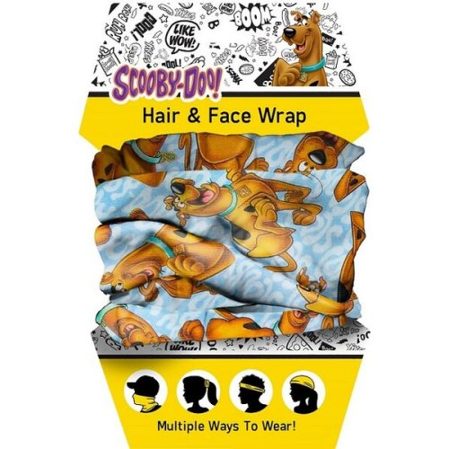 Scooby Doo Hair and Face Wrap.