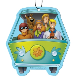 Scooby Doo Mystery Machine Air Freshener