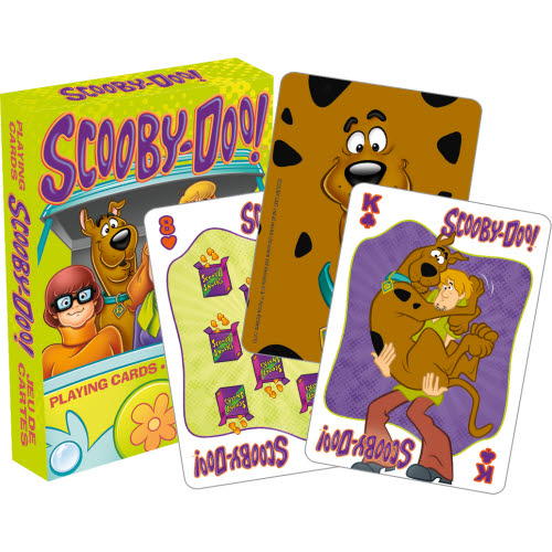 Scooby Doo Playing Cards.
