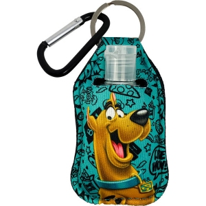 Scooby Doo Sanitizer Cover Key Chain