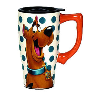 Scooby-Doo Travel Mug with Handle