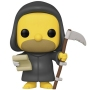 The Simpsons Reaper Homer Pop! Vinyl Figure.