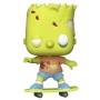 The Simpsons Zombie Bart Pop! Vinyl Figure.