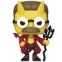 The Simpsons Devil Flanders Pop! Vinyl Figure.
