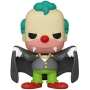 The Simpsons Vampire Krusty Pop! Vinyl Figure.