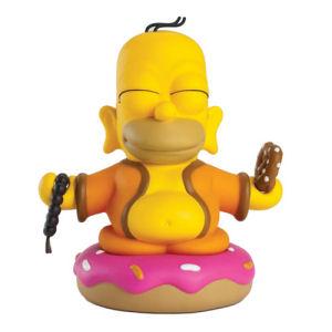 The Simpsons Homer Buddha 3 Inch Vinyl Mini-Figure