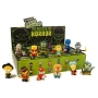 The Simpsons Tree House Of Horrors Blind Box Display Case. Case Contains 20 3 inch blind Boxes figures. Back for a limited time! Featuring 12 of the wickedest Tree House of Horror characters, this special SIMPSONS series is horrifyingly fun!