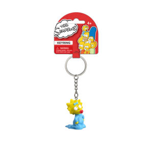 The Simpsons Maggie 3D Mini-Figure Key Chain