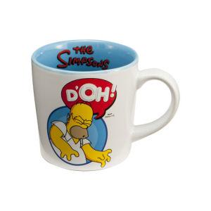 The Simpsons Doh 12 Ounce Ceramic Mug