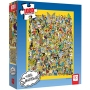 The Simpsons Cast of Thousands 1000 piece Puzzle.