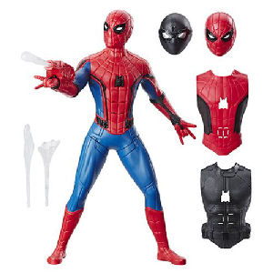 Spider-Man: Far From Home Web Gear Action Figure