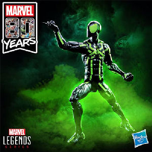 Spider-Man Marvel Legends 6 Inch Big Time Spider-Man Action Figure - Exclusive