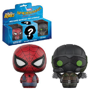 Spider-Man: Homecoming Pint Size Heroes Mini-Figure 3-Pack Version 2