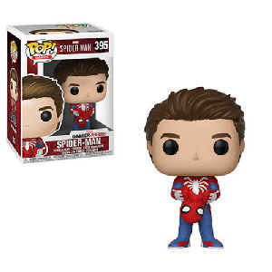 Spider-Man Unmasked Peter Parker Pop! Vinyl Figure #395
