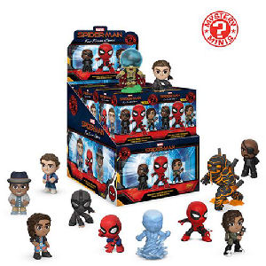 Spider-Man: Far From Home Mystery Minis Master Carton