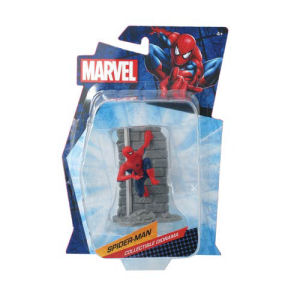 Spider-Man Marvel Heroes Collectible Diorama Mini-Figure