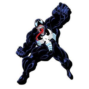 Venom Attack Funky Chunky Magnet
