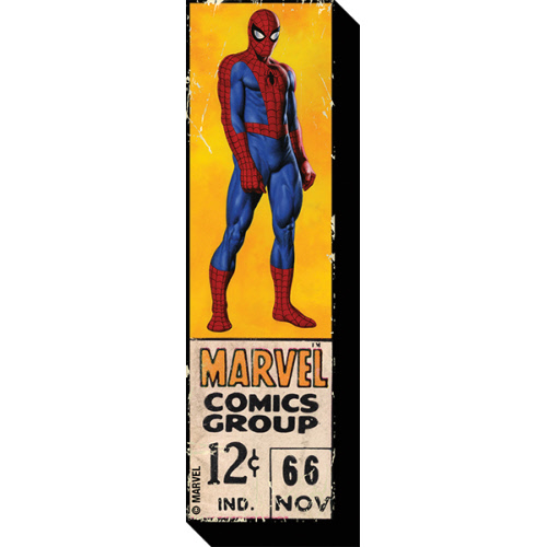 Spider-Man 12 Cent Funky Chunky Magnet
