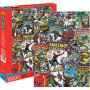 Spider-Man Comic Collage 1000 Piece Puzzle.