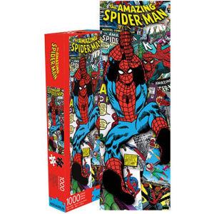 Spider-Man Comic Collage Slim 1000 Piece Puzzle