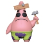 Spongebob Squarepants Patrick with Hammer Pop! Vinyl Figure.