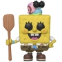 SpongeBob SquarePants with Gary Pop! Vinyl Figure.