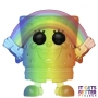 SpongeBob SquarePants SpongeBob Pride 2020 Pop! Vinyl Figure.